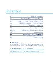 Sommario - Swisscom