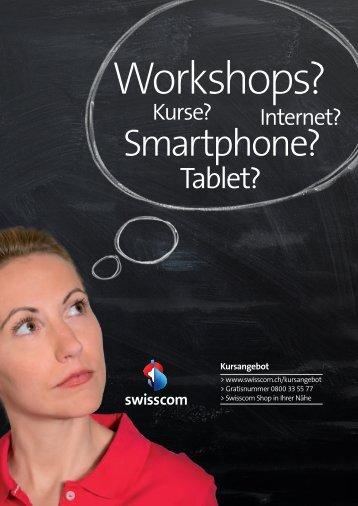 Smartphone? - Swisscom