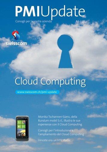 PMI Update - Swisscom