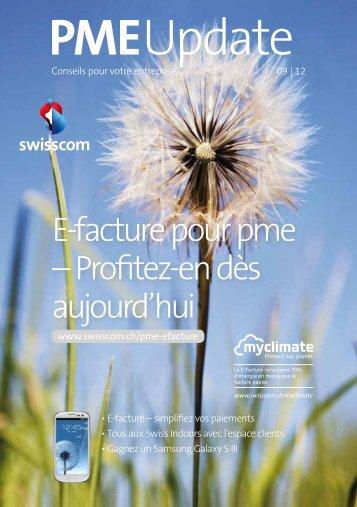 Septembre - Swisscom