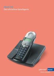 Prosp. Classic S117-d - Swisscom