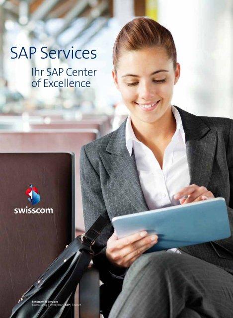 Vorstellung SAP Services - Swisscom
