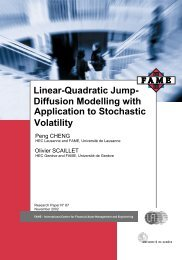 Linear-Quadratic Jump- Diffusion Modelling with Application to ...