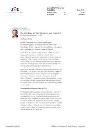 Journal23.ch Online: WIe konnte es mit den Banken so weit kommen?