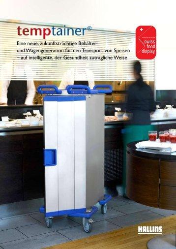 DOWNLOAD Flyer temptainer Deutsch - sfd - swiss food display