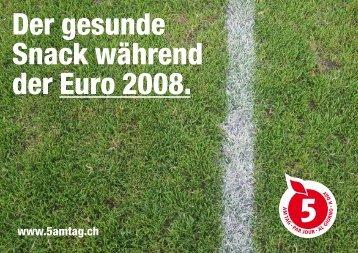 Rezepte für die Euro 08 - Suisse Balance