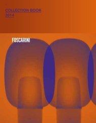 FOSCARINI - COLLECTION BOOK 2014