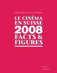 der schweizer film im jahr 2008 - Bundesamt für Kultur - admin.ch