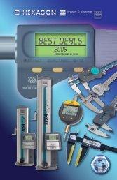 IP67 Digital Electronic Calipers - Swiss Instruments Ltd