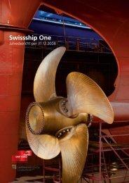 Swissship One - Swiss Invest Group