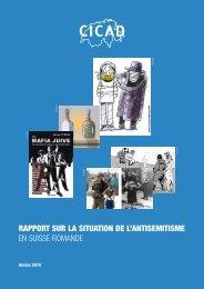 Rapport sur l'antisémitisme en Suisse romande 2010 (PDF 838KB)