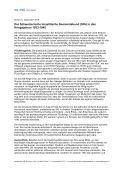 FACTSHEET - Schweizerischer Israelitischer Gemeindebund - Page 3