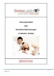 Kinderwunschbehandlung - Swisslasik
