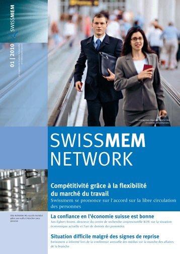 1/2010 - Swissmem