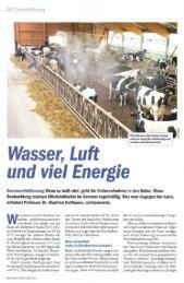 51 - Wasser, Luft und viel Energie - Swissmilk