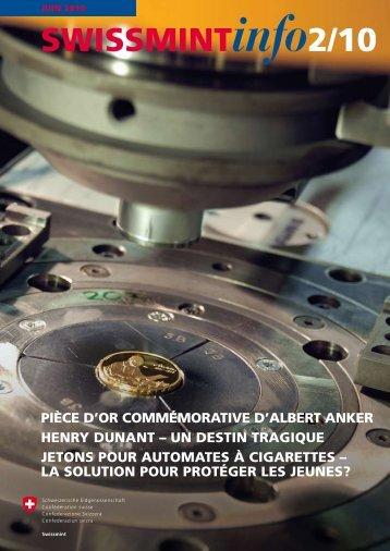 Henry Dunant – un destin tragique (PDF, 562Kb) - Swissmint