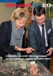 PDF, 508kb - Swissmint