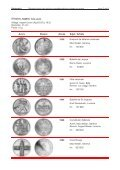 reproductions des pieces commemoratives suisses en ... - Swissmint - Page 2