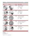 Reproductions des pièces commémoratives suisses en ... - Swissmint - Page 4