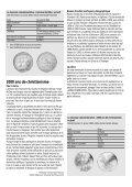 2000/1 - Le carnaval de Bâle (PDF, 320Kb) - Swissmint - Page 2