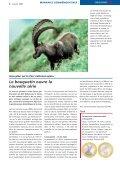 Parc national suisse (PDF, 2738Kb) - Swissmint - Page 3