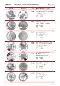 abbildungen der schweizer gedenkmünzen aus silber - Swissmint - Page 4