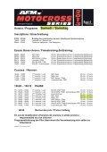 Sonderreglement Règlement particulier Motocross Bullet ... - FMS - Page 3