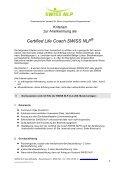 ANERKENNUNGSKRITERIEN - SWISS NLP - Seite 2
