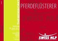 PFERDEFLÜSTERER - Swiss NLP