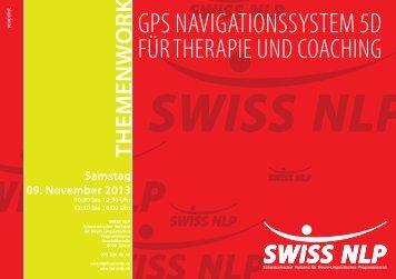 GPS NaviGatioNSSyStem 5d - Swiss NLP
