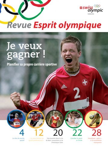 4 12 20 22 28 Je veux gagner ! - Swiss Olympic