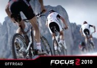 MOUNTAIN - FOCUS BIKES Cycling Team Znojmo