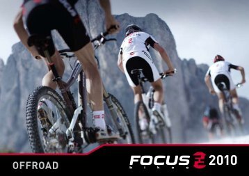 MOUNTAIN - FOCUS BIKES Cycling Team Znojmo