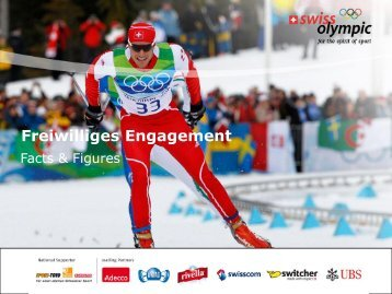 Freiwilliges Engagement - Swiss Olympic
