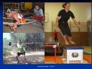Trainingsplanung/ Trainingssteuerung - Swiss Olympic