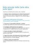 Giovani talenti sportivi sulla via del successo - Swiss Olympic - Page 2