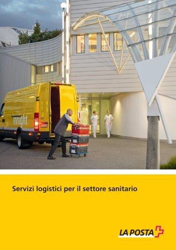 Servizi logistici per il settore sanitario