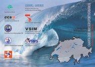 ChArtA der W Assersportverbände - Swiss-Sailing