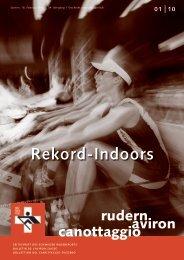 rudern-aviron-canottaggio 1/2010 - Schweizerischer Ruderverband