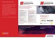 RFID in der Praxis - swissT.meeting.ch