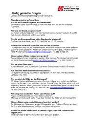 Häufig gestellte Fragen - swissT.meeting.ch