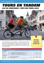 TouRS en TAndem - SwissTrails
