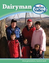 May 2007 - Swiss Valley Farms