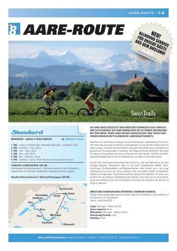 AARE-ROUTE - SwissTrails
