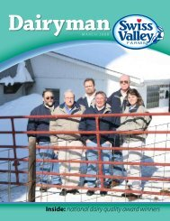March 2008 - Swiss Valley Farms