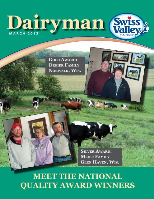 March 2013 - Swiss Valley Farms