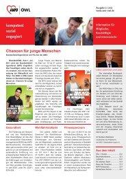 Chancen für junge Menschen - AWO