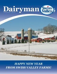 January 2010 - Swiss Valley Farms