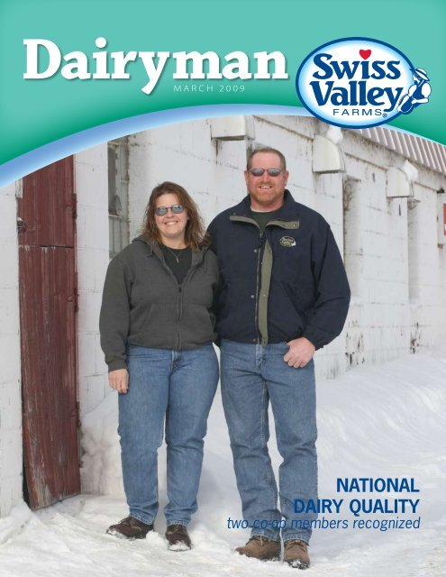 March 2009 - Swiss Valley Farms