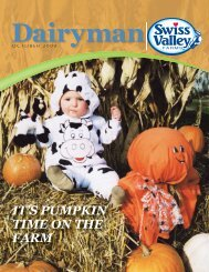 October 2009 - Swiss Valley Farms